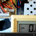 CLICK to watch repair video on a Vizio LCD TV power supply problem